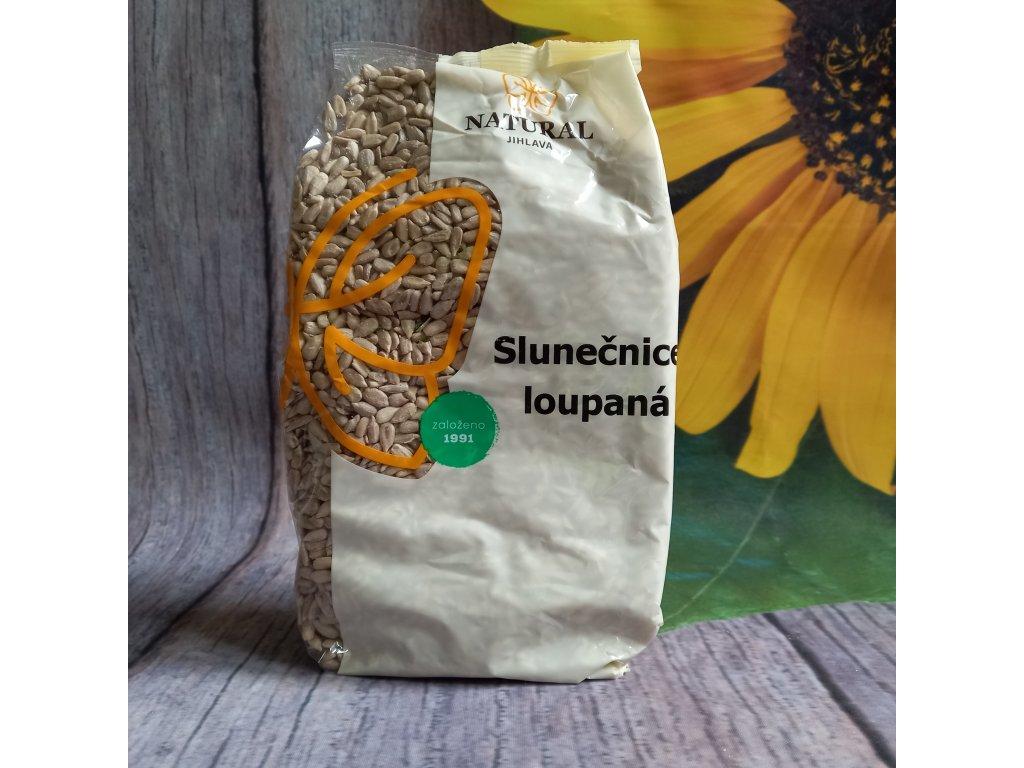 Slunečnicová semínka