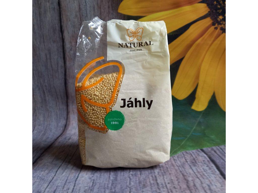 Jáhly - Natural 500g