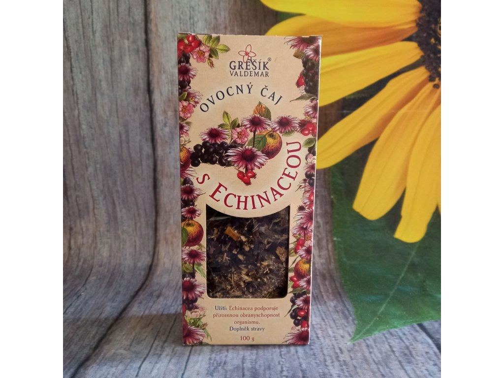 Ovocný čaj s echinaceou 100g