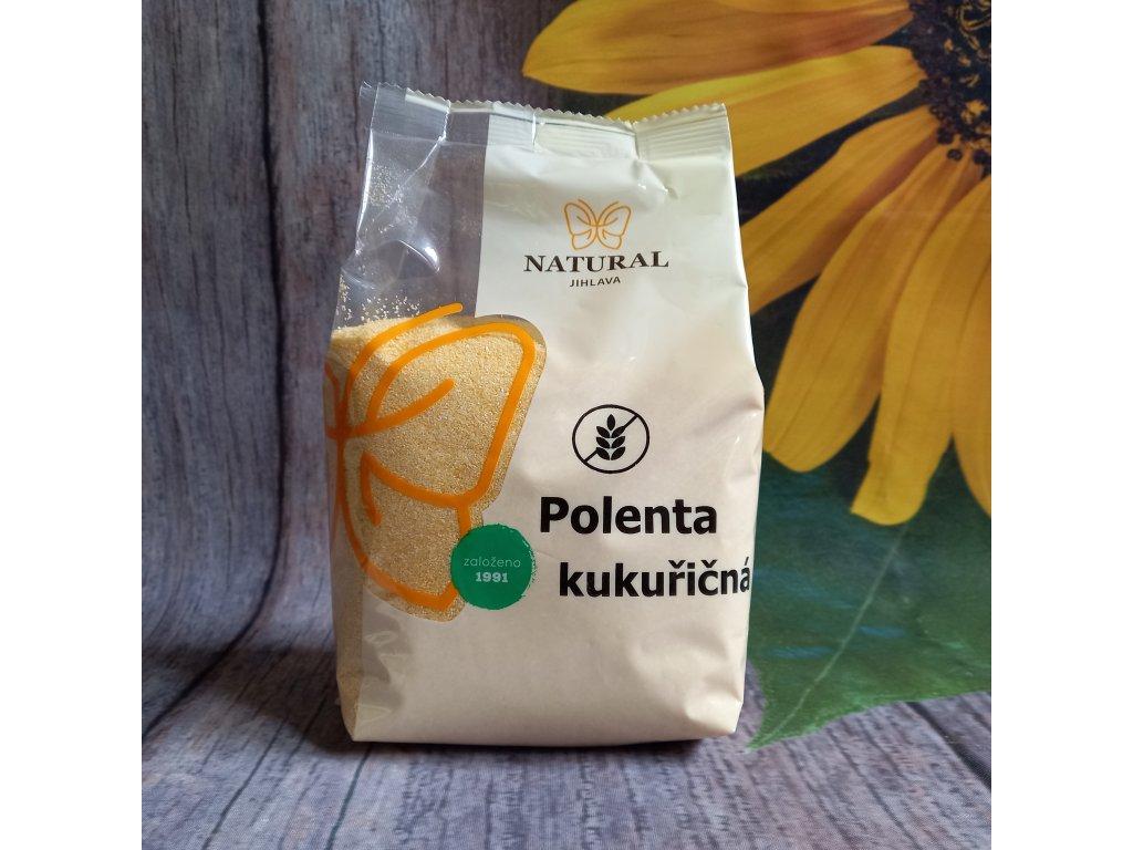 Polenta kukuřičná - Natural 500g