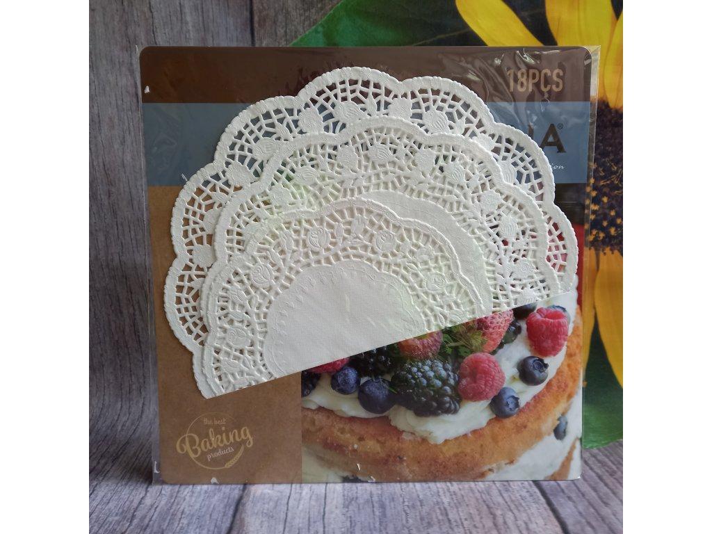 Podložka pod dort papír