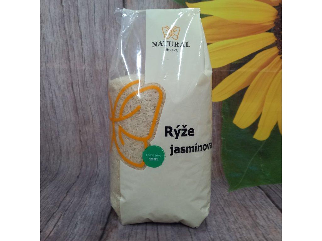 Rýže jasmínová - Natural 500g