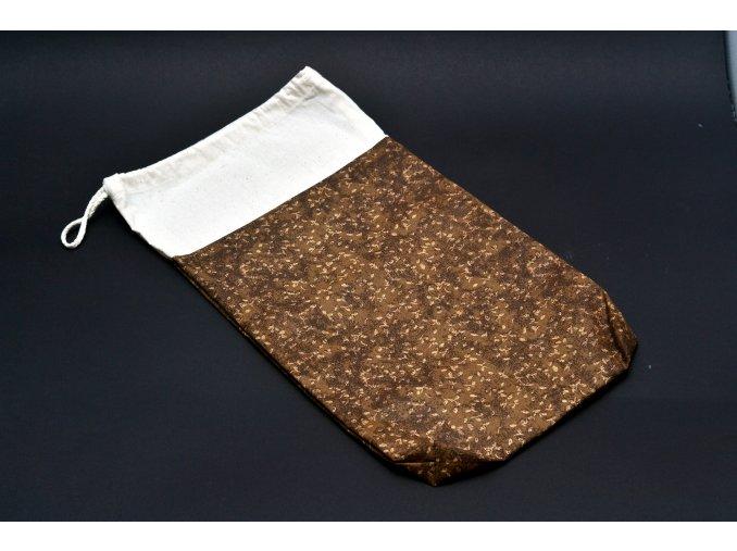 Pytlík na chleba 25 x 45 (100% bavlna a 100% bavlna)