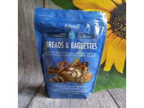 breads a baguettes