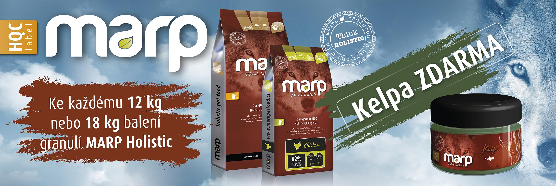 Marp 12 a 18 kg + Kelpa