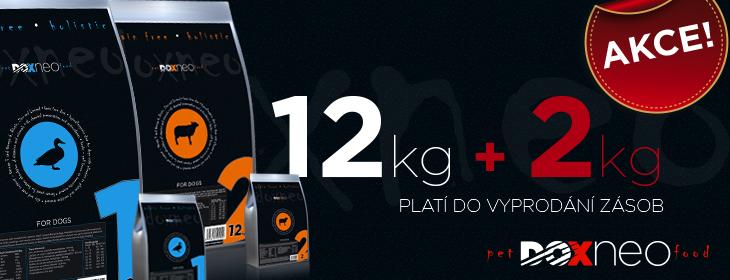 Doxneo 12 + 2 kg ZDARMA !