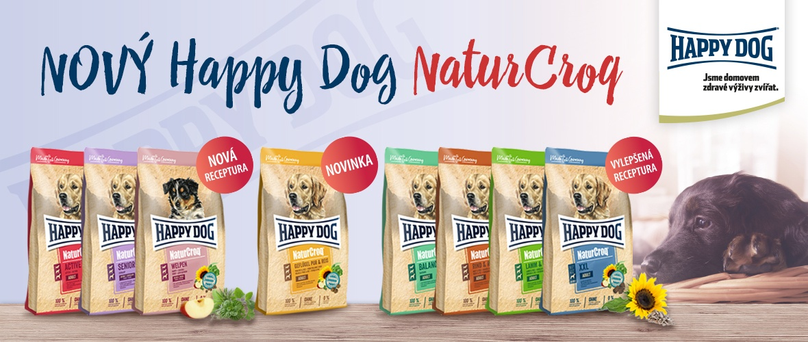 Happy Dog Croq NEW