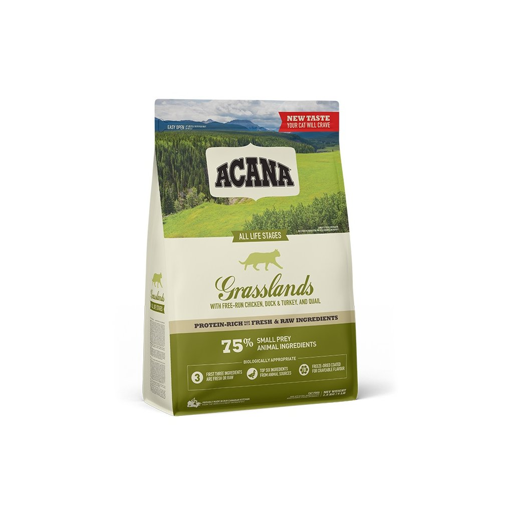 acana cat grasslands 1 8 kg