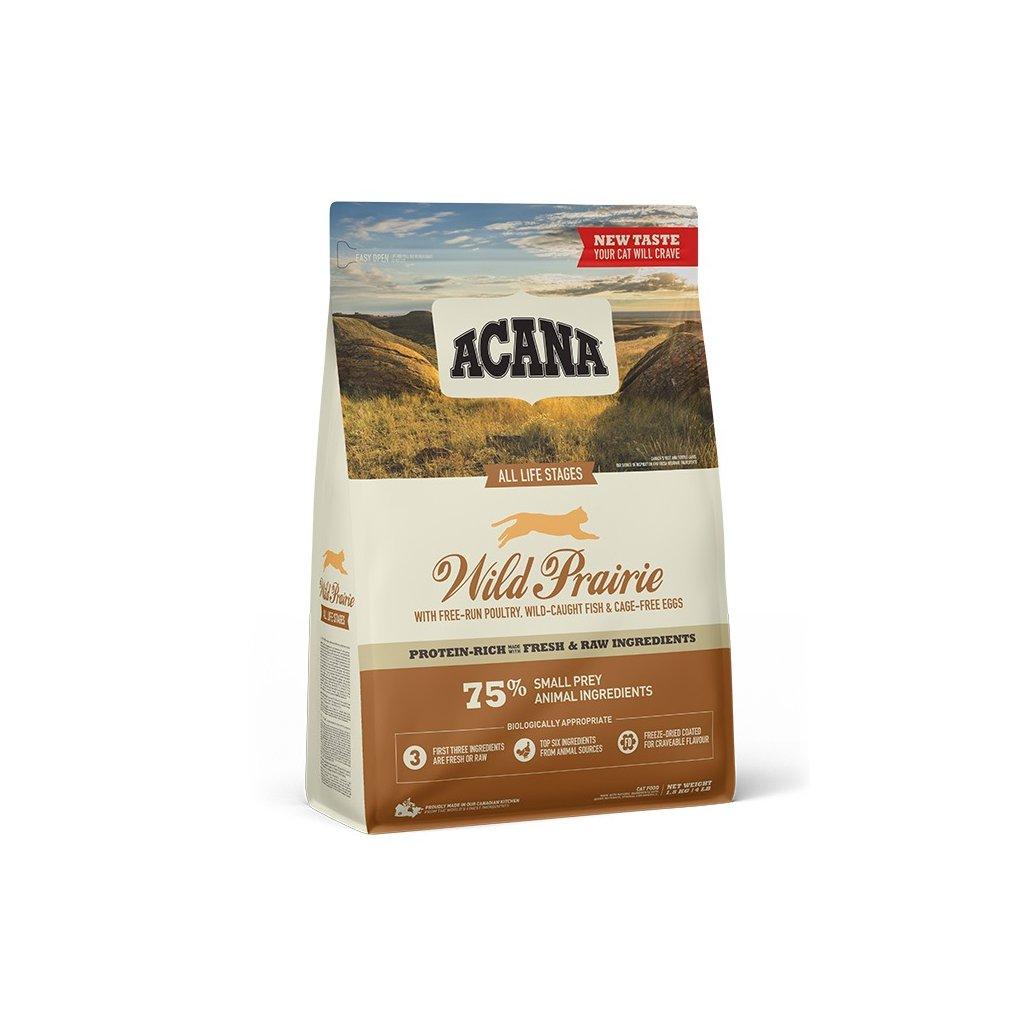 acana cat wild prairie new 4