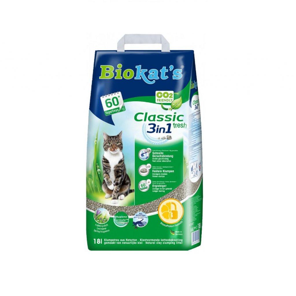 BIOKATS Classic Fresh 18L