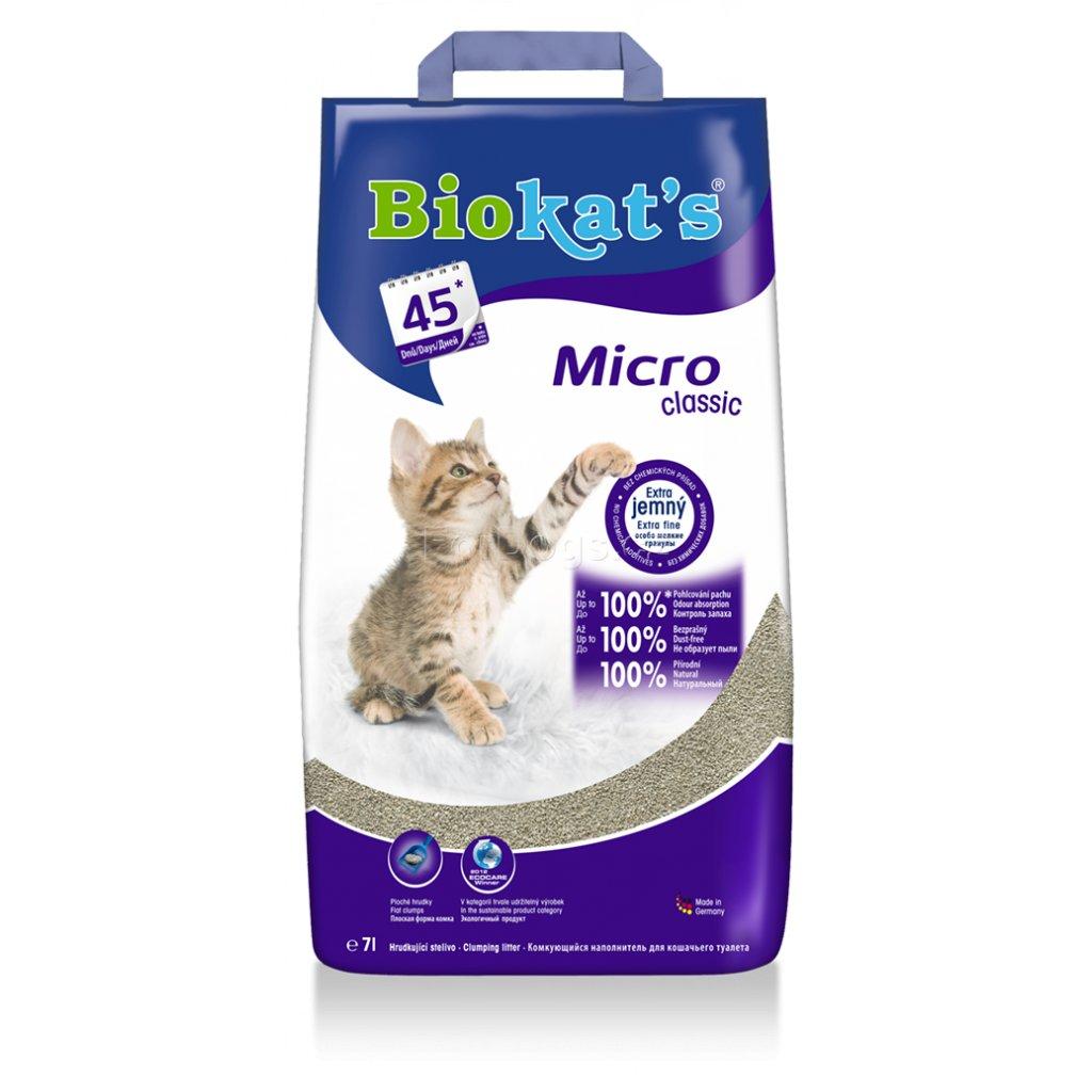 BIOKATS Micro Classic 7l
