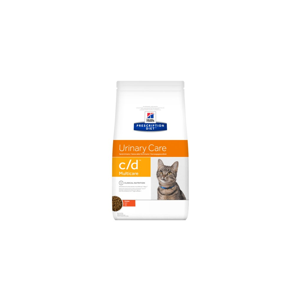 pd feline prescription diet cd multicare dry