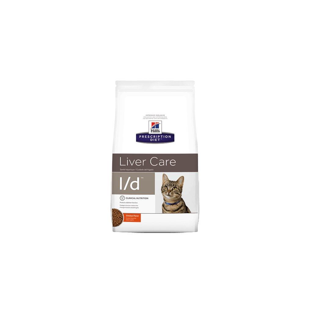 pd feline prescription diet ld dry