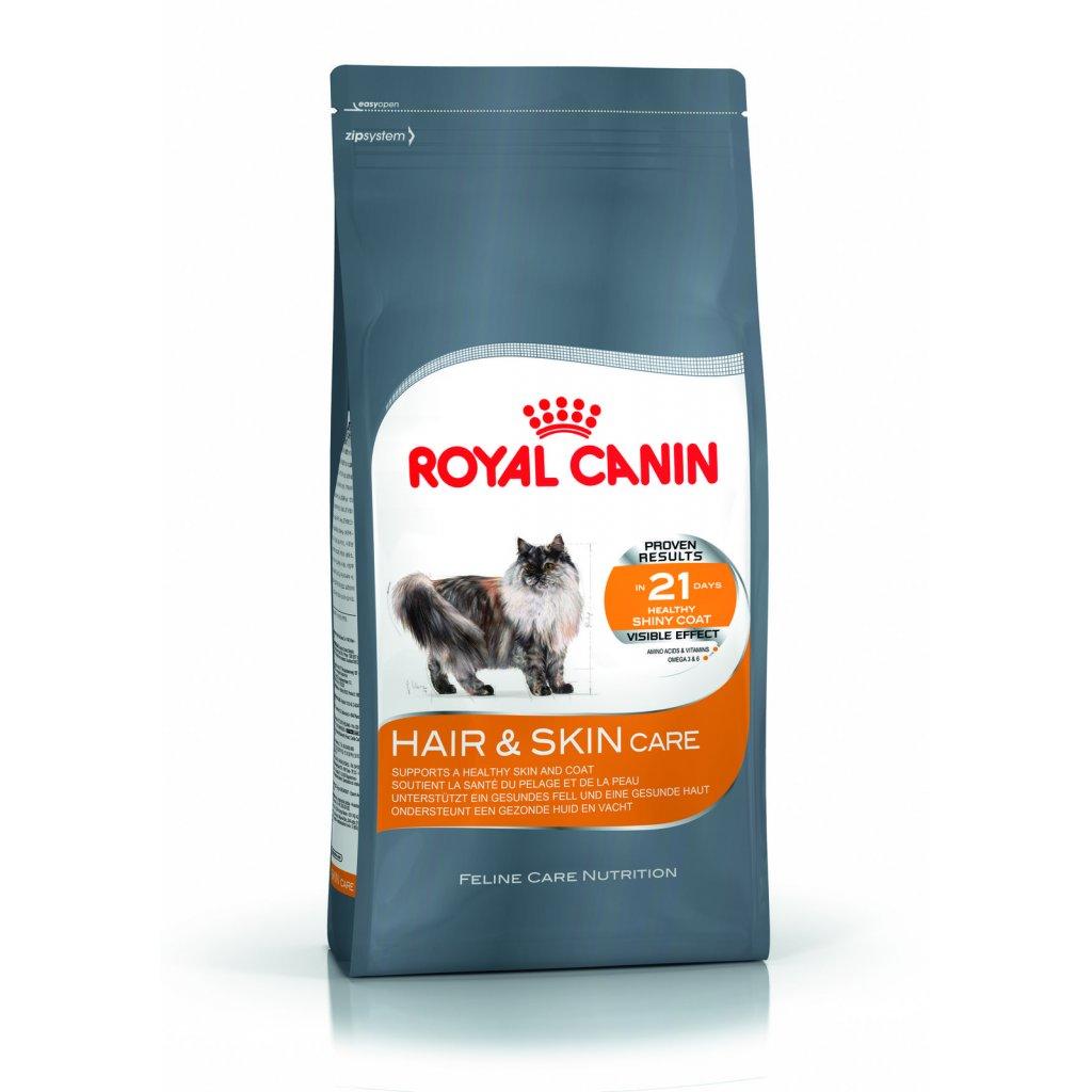 royal canin hair skin