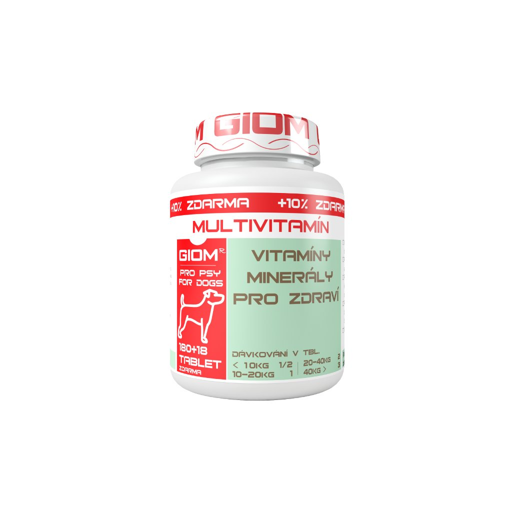 giom Multivitamin 180tbl