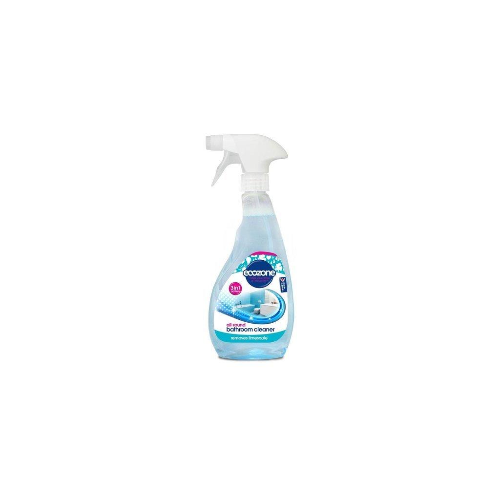 ecozone koupelnovy cistic 3v1 500 ml
