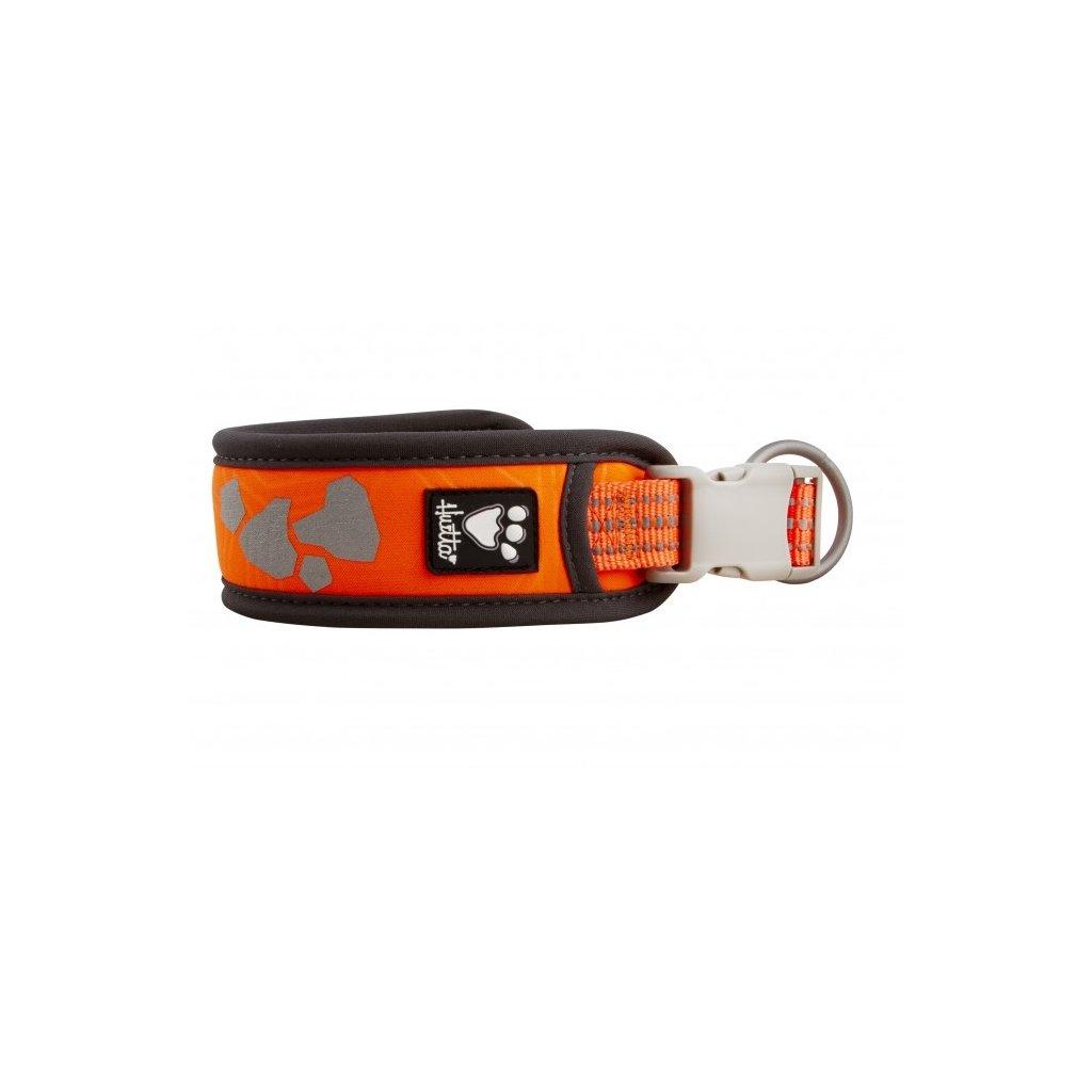 hurtta weekend warrior collar neon orange