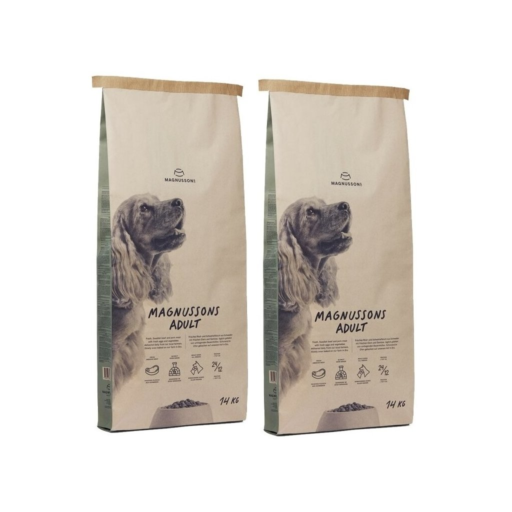magnusson meatbiscuit adult duopack