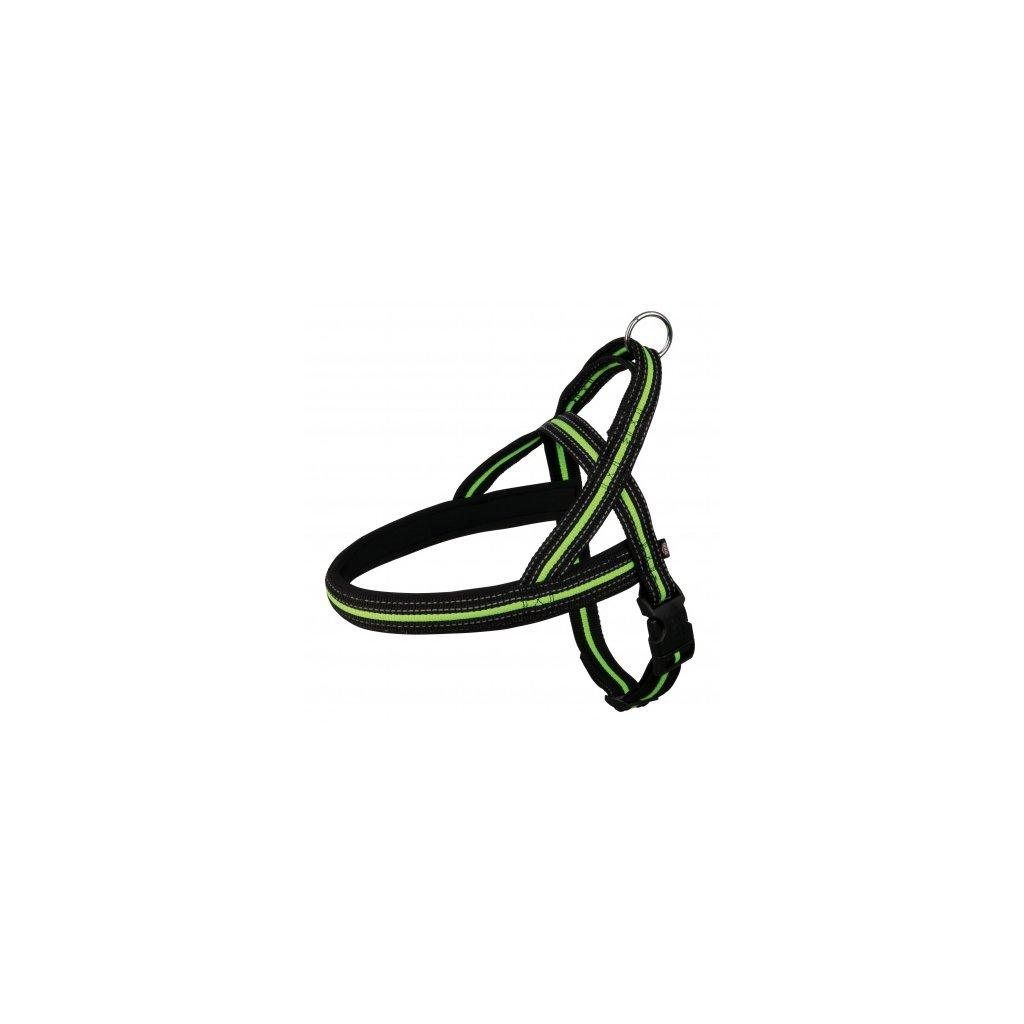 postroj fusion cerno zeleny