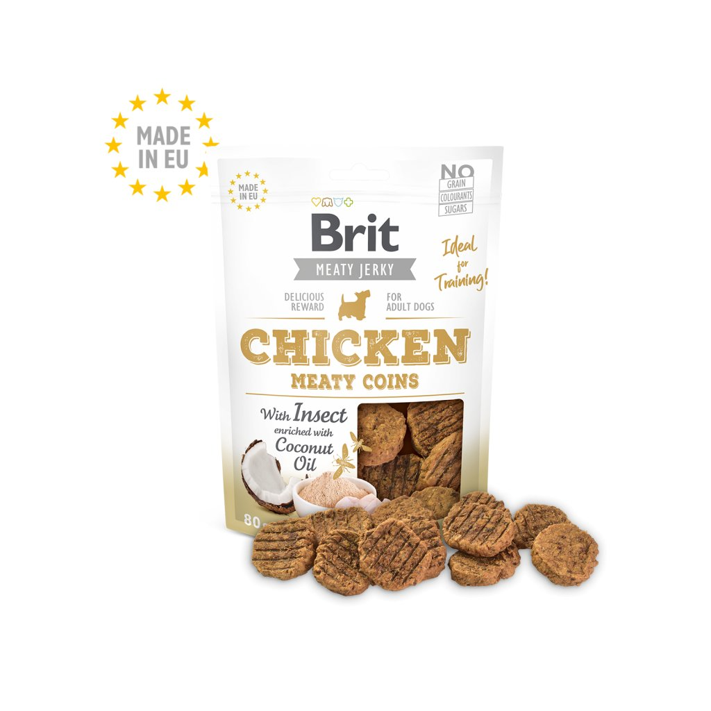 Chicken Meaty Coins 1