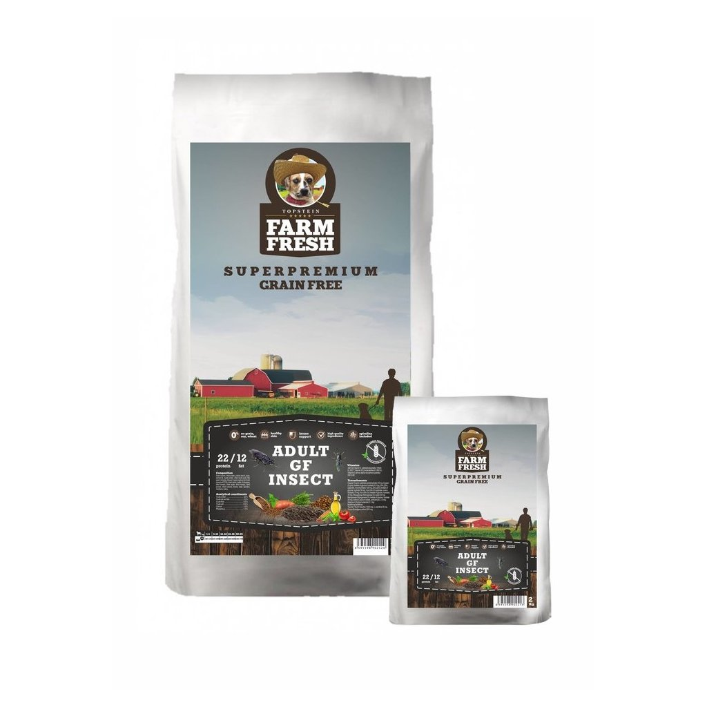 FARM FRESH INSECT