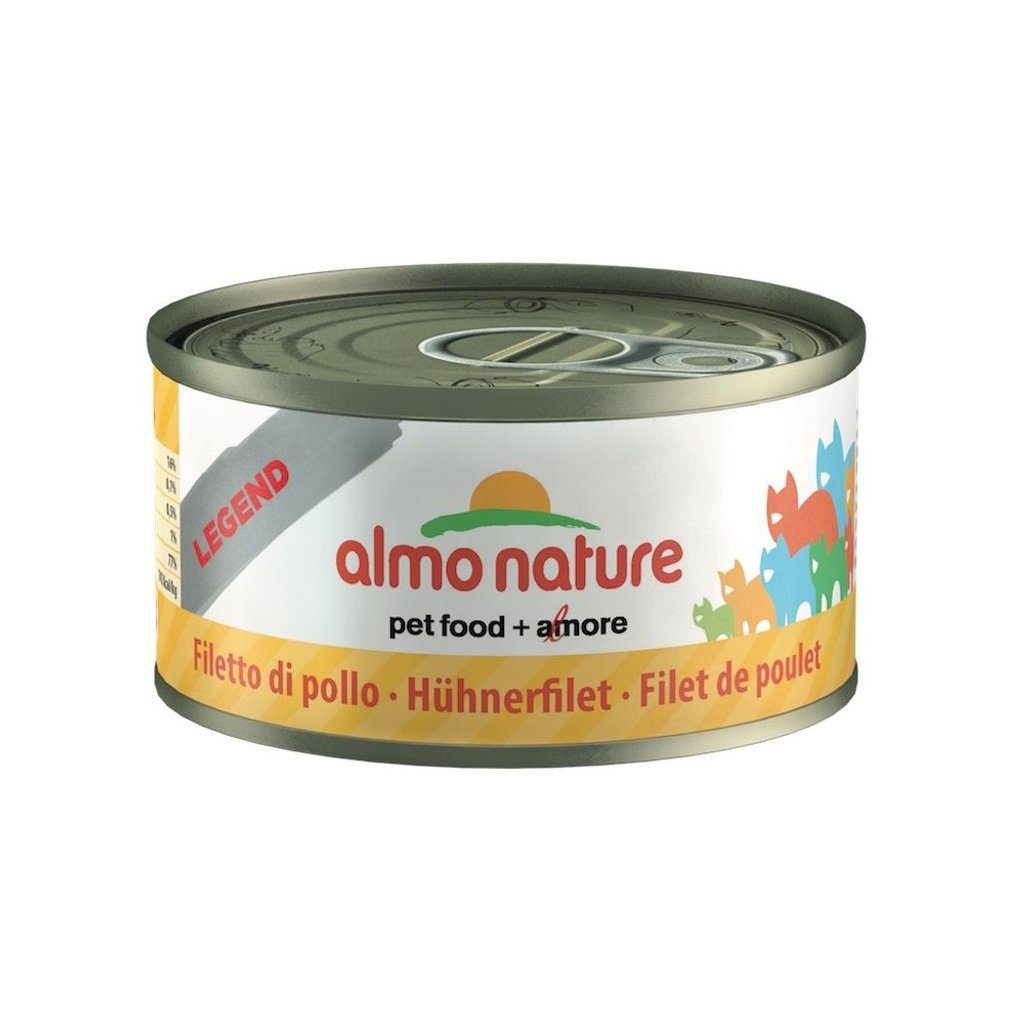 almo nature kureci filet