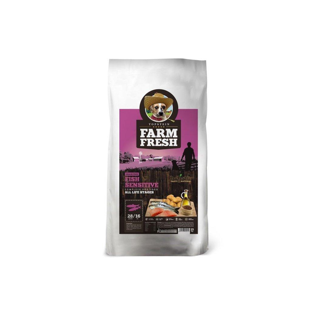 FARM FRESH Fish Sensitive Grain Free 15 kg