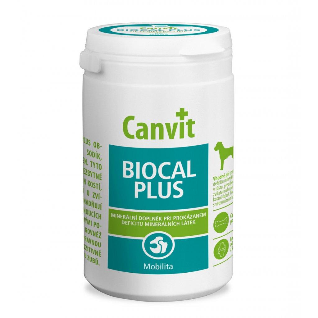 CANVIT Biocal Plus pro psy tbl 500g