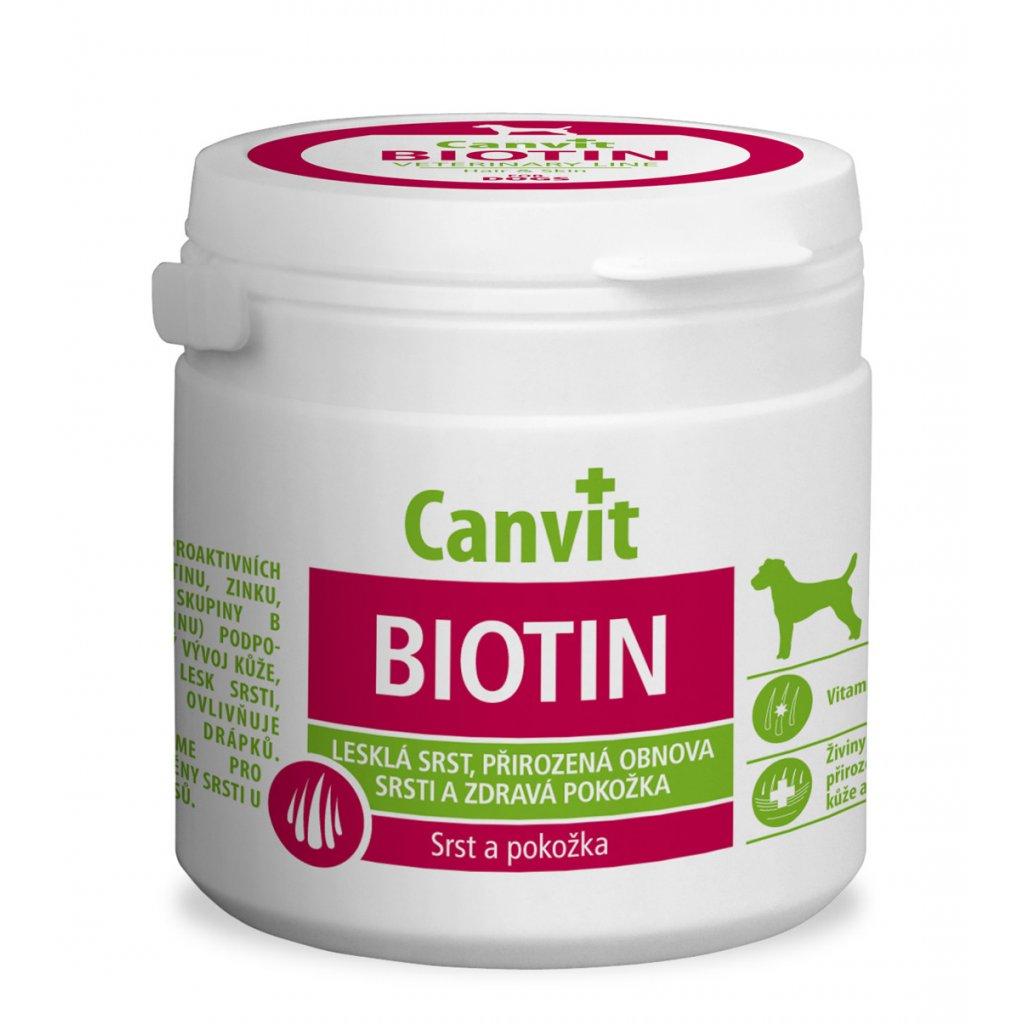 CANVIT Biotin pro psy tbl 100g