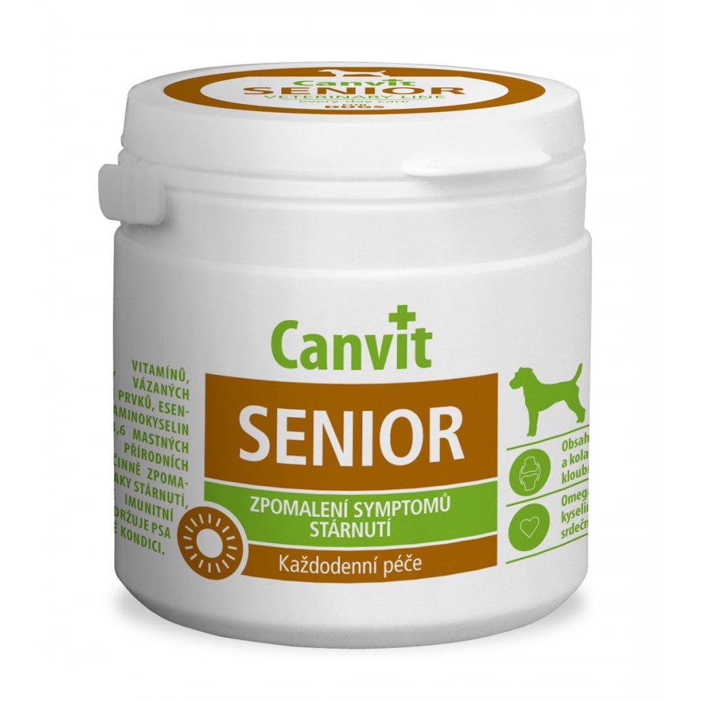 CANVIT Senior pro psy tbl 500g