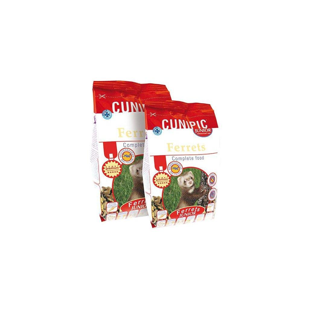 cunipic ferrets junior