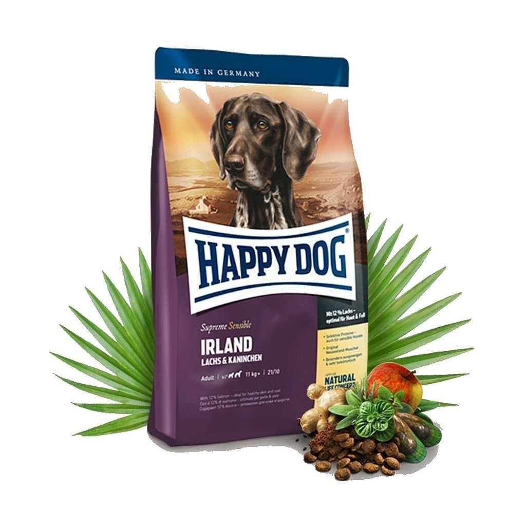 HAPPY DOG Supreme Sensible Irland 12,5 kg  + 1 kg Zdarma !