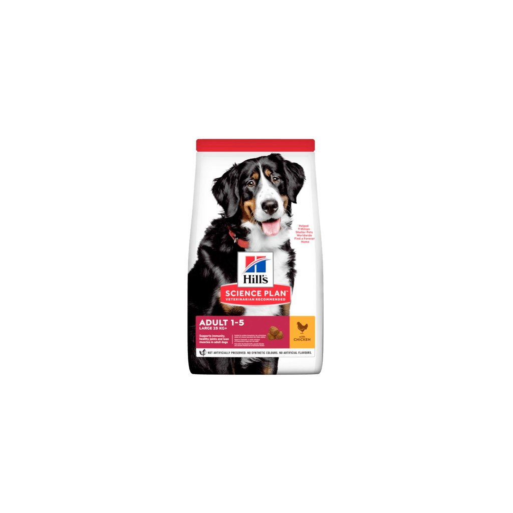sp canine science plan adult advanced fitness large breed with chicken dry