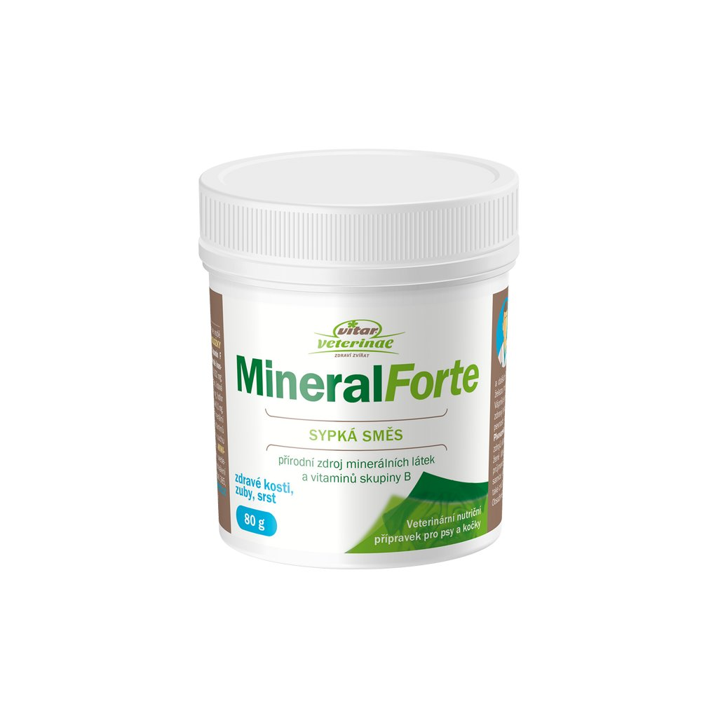 3D Mineral Forte 80g