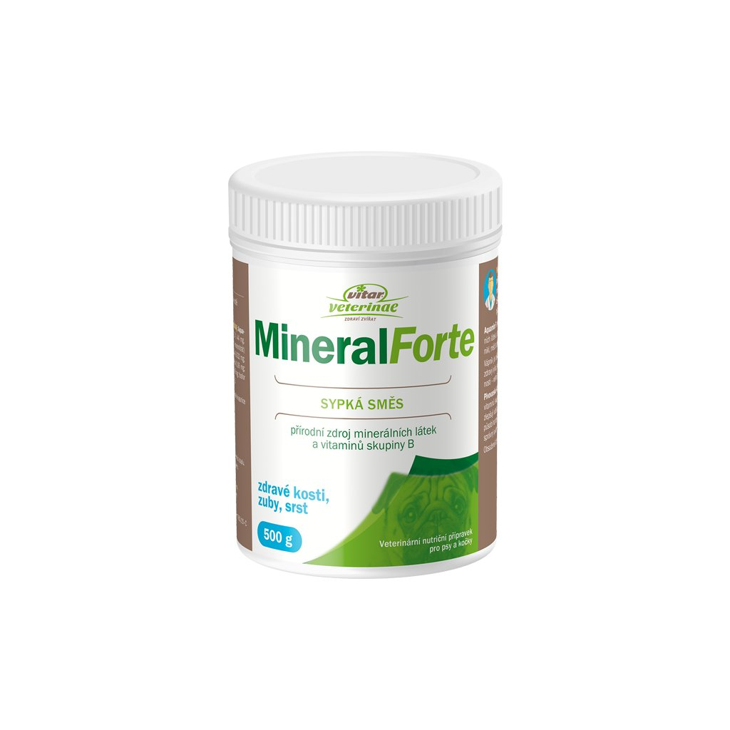 3D Mineral Forte 500g