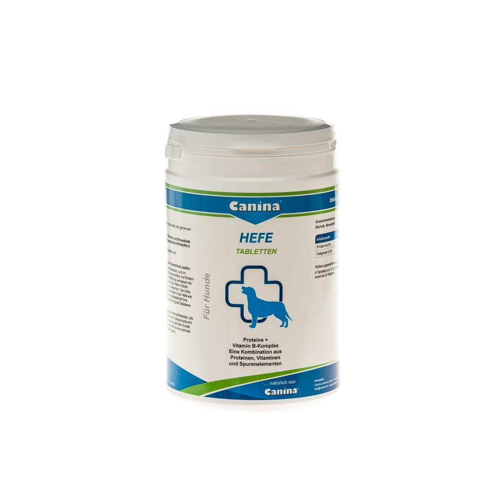 CANINA Enzym - Hefe tbl. 800g (cca 1000tbl.)