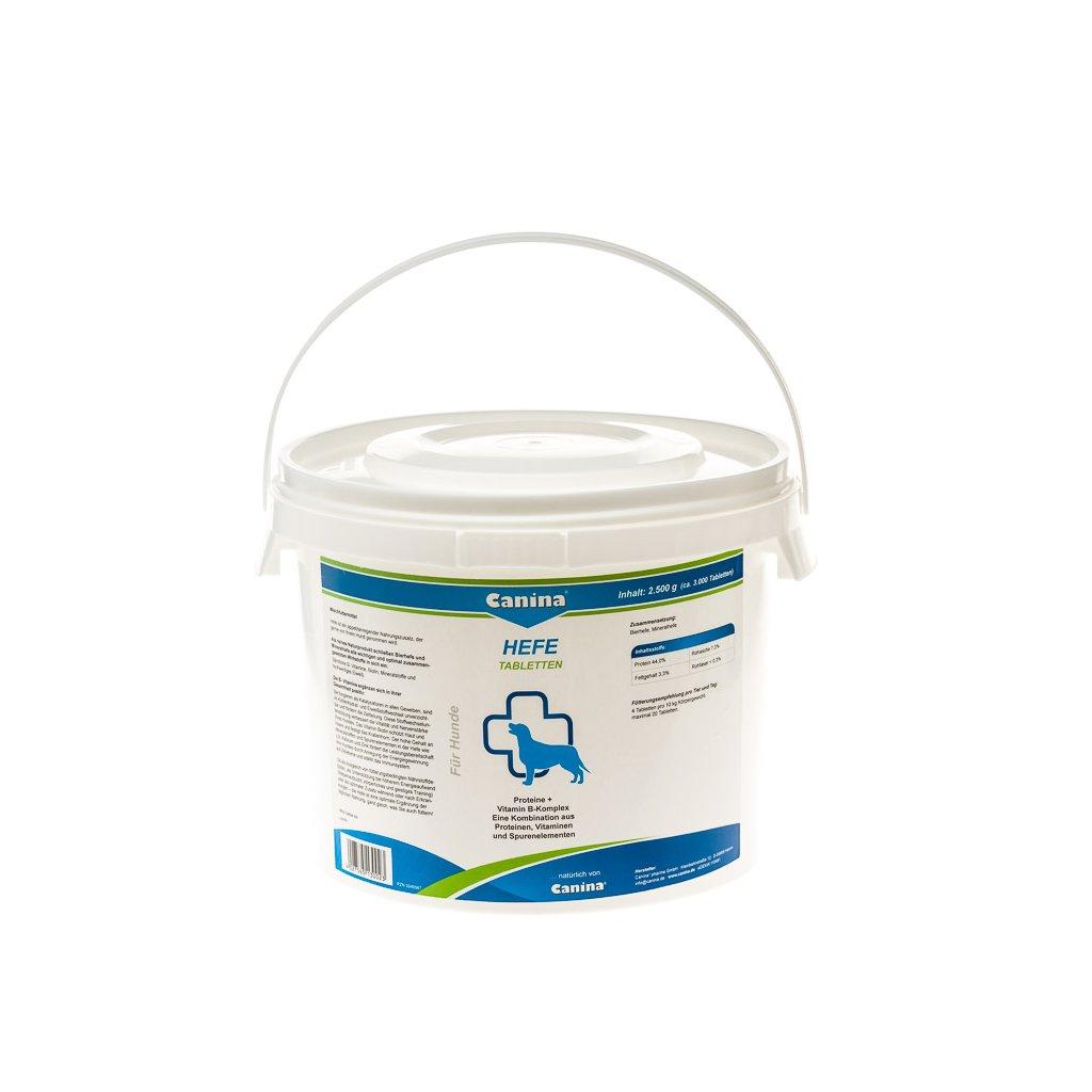 CANINA Enzym - Hefe tbl. 2500g (cca3000tbl.)