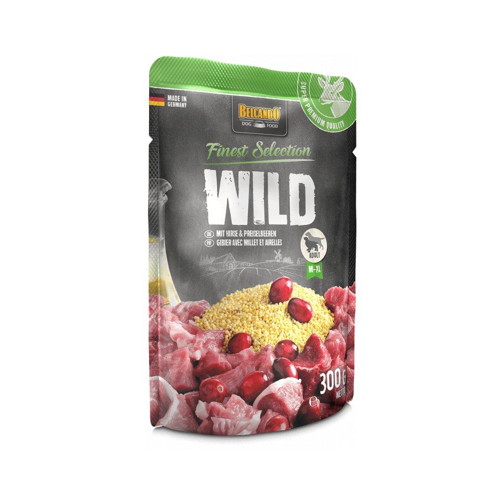 Belcando Pouches Wild 300g 800x800