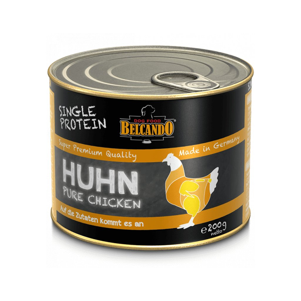 Belcando Single Protein Huhn 200g 800x800