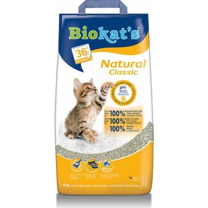 BIOKATS Natural Classic 5 kg