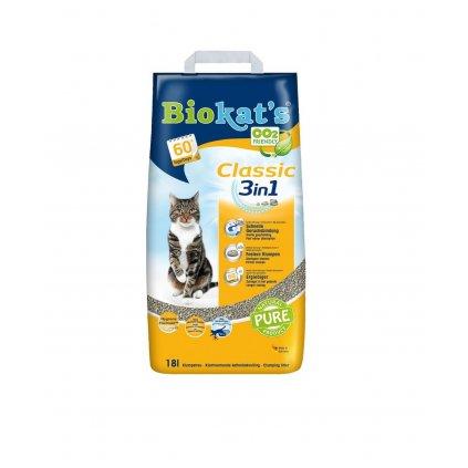 BIOKATS Natural Classic 10 kg