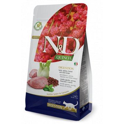 nd quinoa digestion