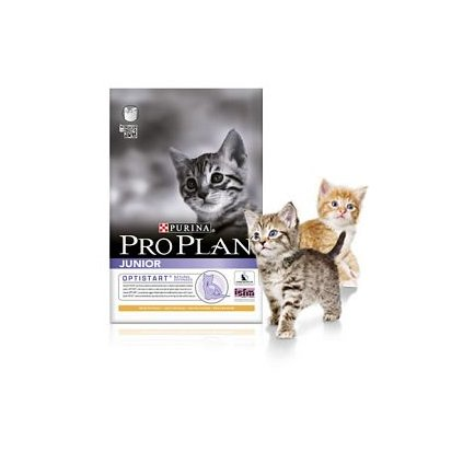 PURINA PRO PLAN Cat Junior Chicken 1,5 kg