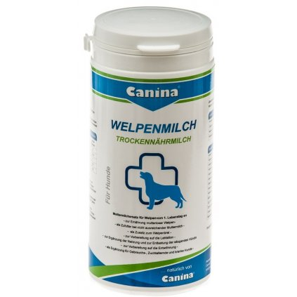 canina welpenmilch 150