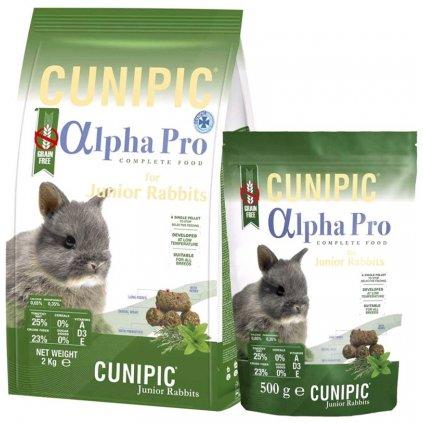 cunipic alpha kralik junior