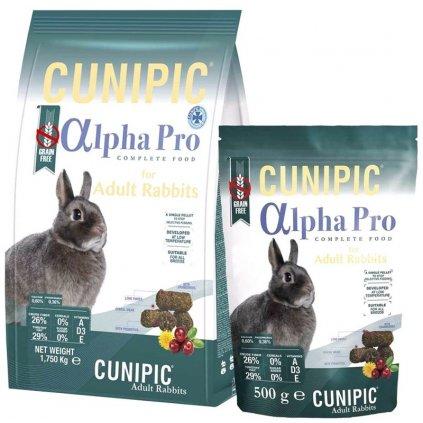 cunipic alpha adult rabbit