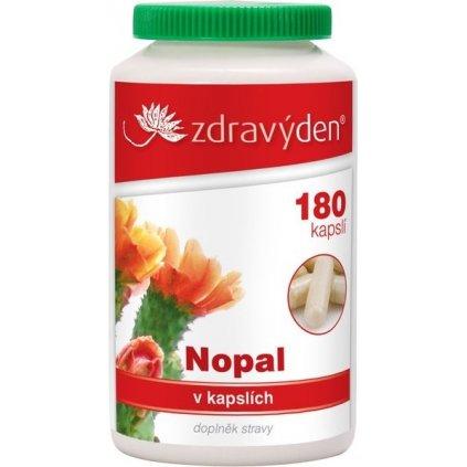 Nopal Bio kapsle 2