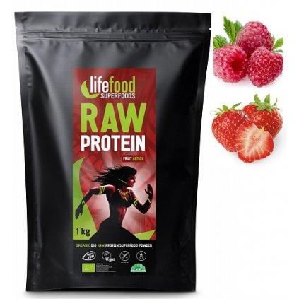 raw protein ovocný 1kg