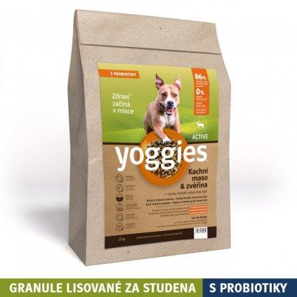 Yoggies kachna