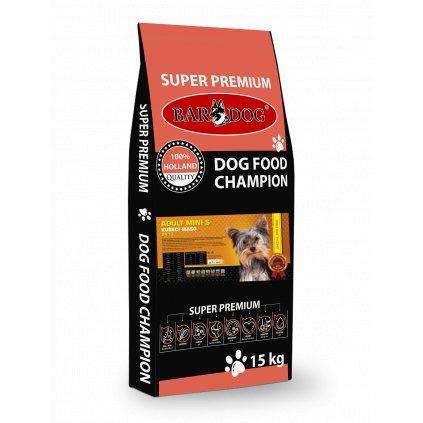 Adult S Bardog Super Premium